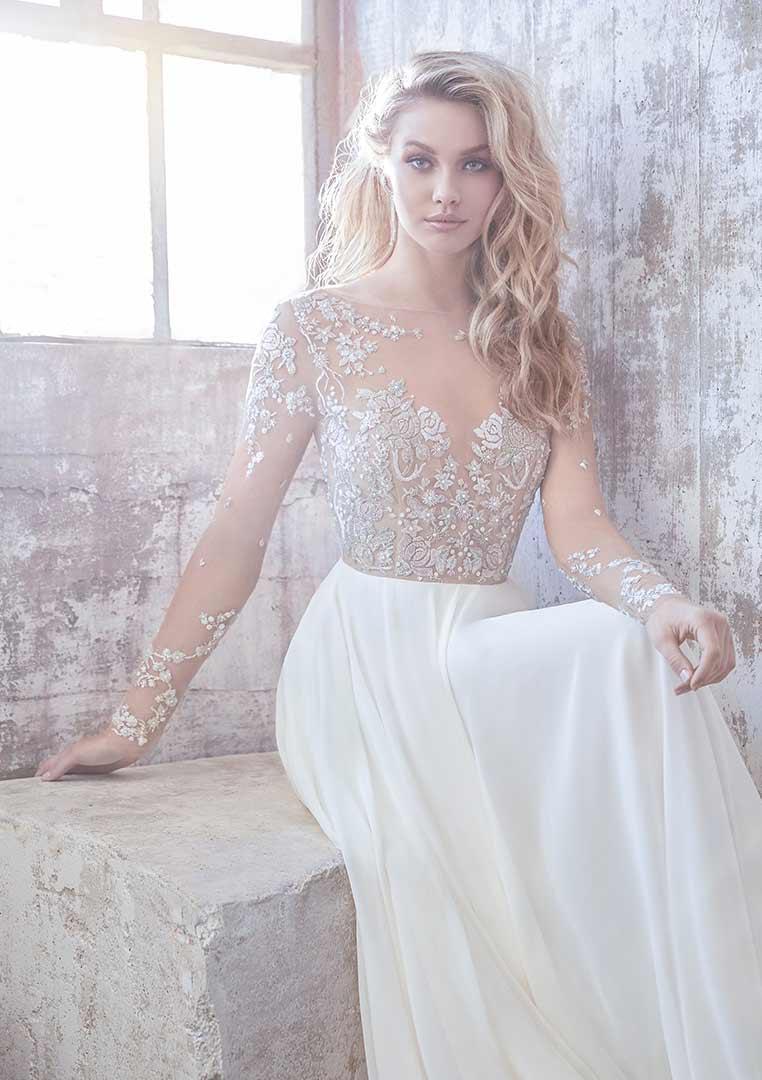 Hayley Paige Bridal Designer Wedding Dresses In Sc
