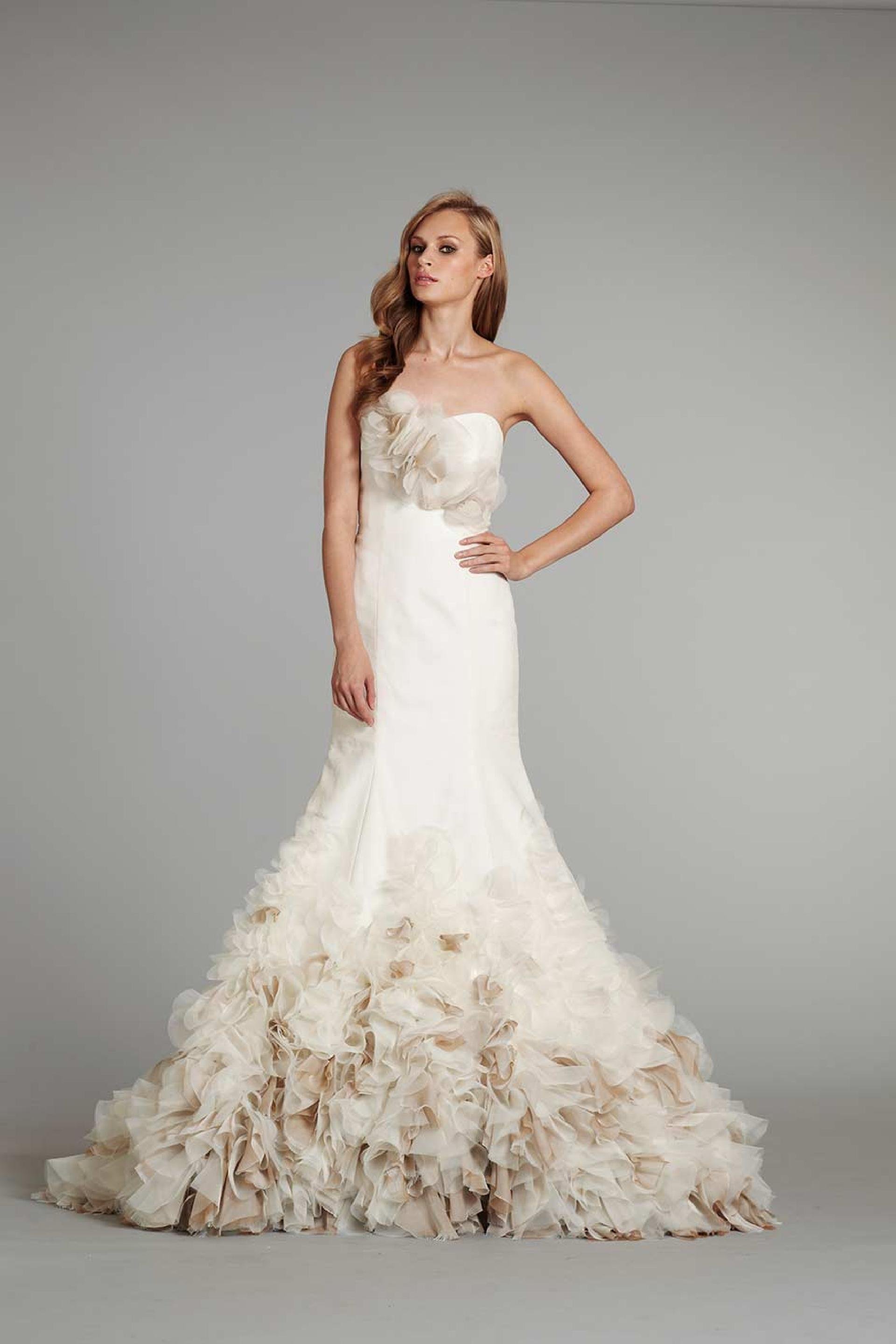 Hayley paige bridal designer wedding dresses in sc for Dress up wedding dresses